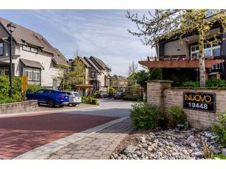 "Photo 20: 53 19448 68 Avenue in Surrey: Clayton Townhouse for sale in ""Nuovo"" (Cloverdale)  : MLS®# R2260953"