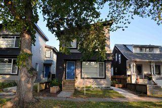Main Photo: 12013 91 Street in Edmonton: Zone 05 House Half Duplex for sale : MLS®# E4124881