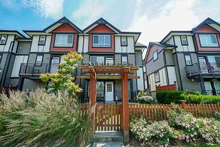 Photo 1: 26 6378 142 Street in Surrey: Sullivan Station Townhouse for sale : MLS®# R2302250