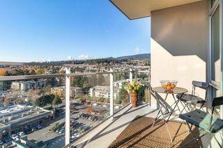 """Photo 10: 1608 2955 ATLANTIC Avenue in Coquitlam: North Coquitlam Condo for sale in """"OASIS"""" : MLS®# R2322513"""