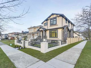 Photo 1: 5498 BRUCE Street in Vancouver: Victoria VE House for sale (Vancouver East)  : MLS®# R2333476