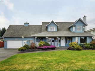 Main Photo: 6586 Bella Vista Dr in VICTORIA: CS Tanner House for sale (Central Saanich)  : MLS®# 805969