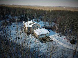 Main Photo: 11 1004 Twp Rd 542: Rural Sturgeon County House for sale : MLS®# E4146044