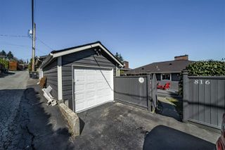 Photo 19: 816 LADNER Street in New Westminster: The Heights NW House for sale : MLS®# R2351670