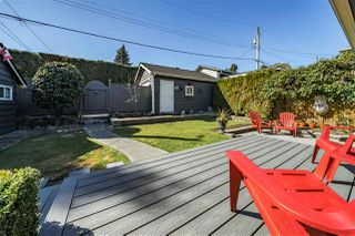 Photo 18: 816 LADNER Street in New Westminster: The Heights NW House for sale : MLS®# R2351670