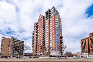 Main Photo: 1501 9020 JASPER Avenue in Edmonton: Zone 13 Condo for sale : MLS®# E4150341