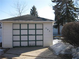 Photo 20: 593 Polson Avenue in Winnipeg: Residential for sale (4C)  : MLS®# 1907897