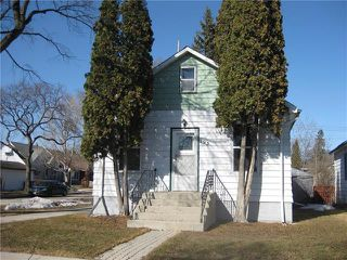 Photo 1: 593 Polson Avenue in Winnipeg: Residential for sale (4C)  : MLS®# 1907897