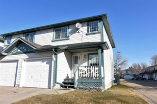 Main Photo: 42 15215 126 Street in Edmonton: Zone 27 House Half Duplex for sale : MLS®# E4150853