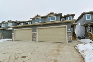 Photo 1: #73 8602 Southfort Boulevard: Fort Saskatchewan Townhouse for sale : MLS®# E4156458