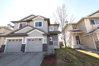 Main Photo: 1629 Melrose Place in Edmonton: Zone 55 House Half Duplex for sale : MLS®# E4156895