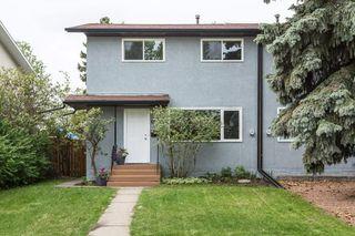 Main Photo: 11443 39 Avenue in Edmonton: Zone 16 House Half Duplex for sale : MLS®# E4158393
