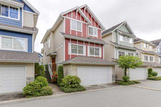 "Main Photo: 46 1108 RIVERSIDE Close in Port Coquitlam: Riverwood Townhouse for sale in ""Heritage Meadows"" : MLS®# R2379717"