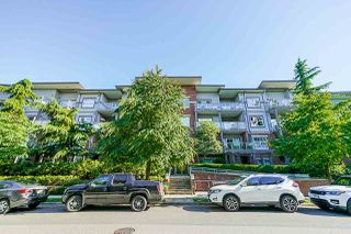 "Photo 1: 407 2488 KELLY Avenue in Port Coquitlam: Central Pt Coquitlam Condo for sale in ""SYMPHONY AT GATES PARK"" : MLS®# R2379920"