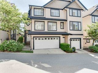 "Photo 1: 76 19932 70 Avenue in Langley: Willoughby Heights Townhouse for sale in ""Summerwood"" : MLS®# R2380626"