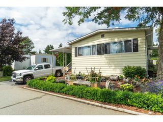 "Photo 2: 110 3665 244 Street in Langley: Otter District Manufactured Home for sale in ""Langley Grove Estates"" : MLS®# R2383716"