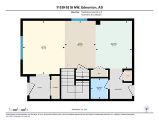 Photo 29: 11639 92 Street in Edmonton: Zone 05 House Half Duplex for sale : MLS®# E4176618