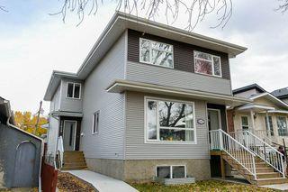 Photo 1: 11639 92 Street in Edmonton: Zone 05 House Half Duplex for sale : MLS®# E4176618