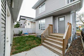 Photo 27: 11639 92 Street in Edmonton: Zone 05 House Half Duplex for sale : MLS®# E4176618