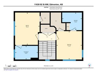 Photo 30: 11639 92 Street in Edmonton: Zone 05 House Half Duplex for sale : MLS®# E4176618