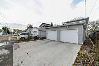 Photo 28: 11639 92 Street in Edmonton: Zone 05 House Half Duplex for sale : MLS®# E4176618