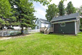 Photo 22: 5208 47A Avenue: Wetaskiwin House for sale : MLS®# E4202519