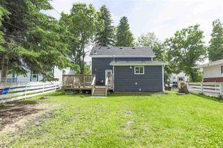Photo 21: 5208 47A Avenue: Wetaskiwin House for sale : MLS®# E4202519