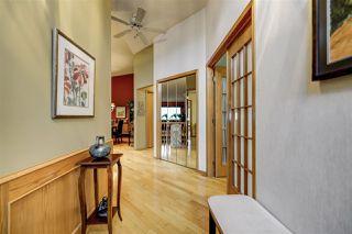 Photo 3: 740 WILKIN Close in Edmonton: Zone 22 House Half Duplex for sale : MLS®# E4208827