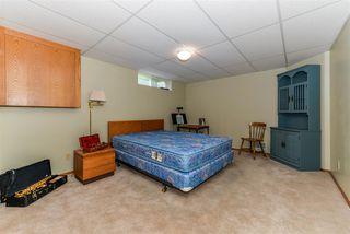 Photo 22: 740 WILKIN Close in Edmonton: Zone 22 House Half Duplex for sale : MLS®# E4208827