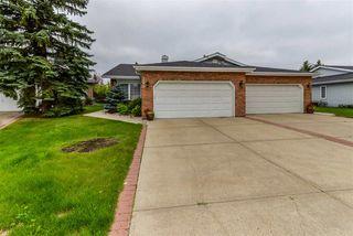 Photo 2: 740 WILKIN Close in Edmonton: Zone 22 House Half Duplex for sale : MLS®# E4208827