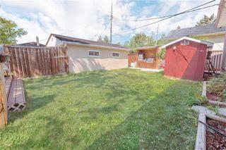 Photo 29: 997 McCalman Avenue in Winnipeg: Residential for sale (3B)  : MLS®# 202020756