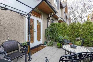 """Photo 10: 5338 OAK Street in Vancouver: Cambie Townhouse for sale in """"HAMLIN MEWS"""" (Vancouver West)  : MLS®# R2528197"""