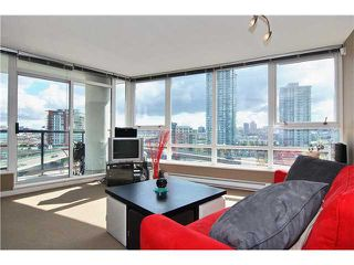 "Photo 1: 802 939 EXPO Boulevard in Vancouver: Downtown VW Condo for sale in ""Max II"" (Vancouver West)  : MLS®# V877511"