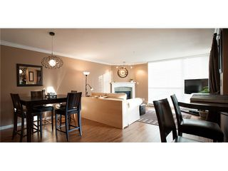 Photo 1: # 212 8450 JELLICOE ST in Vancouver: Fraserview VE Condo for sale (Vancouver East)  : MLS®# V990566