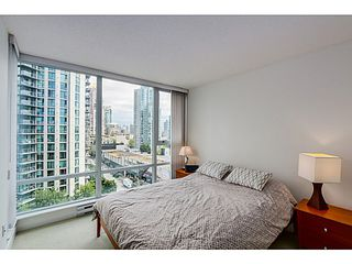 "Photo 6: 1106 1495 RICHARDS Street in Vancouver: Yaletown Condo for sale in ""AZURA II"" (Vancouver West)  : MLS®# V1068799"