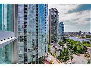 "Photo 1: 1106 1495 RICHARDS Street in Vancouver: Yaletown Condo for sale in ""AZURA II"" (Vancouver West)  : MLS®# V1068799"