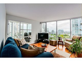 "Photo 2: 1106 1495 RICHARDS Street in Vancouver: Yaletown Condo for sale in ""AZURA II"" (Vancouver West)  : MLS®# V1068799"