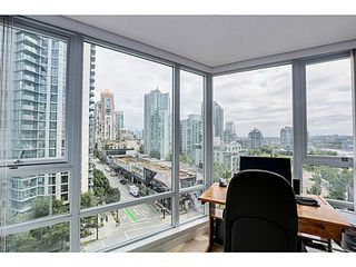 "Photo 10: 1106 1495 RICHARDS Street in Vancouver: Yaletown Condo for sale in ""AZURA II"" (Vancouver West)  : MLS®# V1068799"