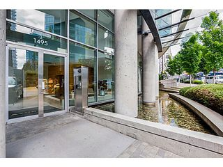 "Photo 18: 1106 1495 RICHARDS Street in Vancouver: Yaletown Condo for sale in ""AZURA II"" (Vancouver West)  : MLS®# V1068799"