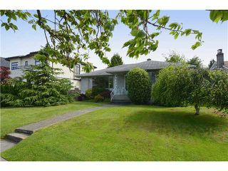Photo 1: 4456 BRAKENRIDGE Street in Vancouver: Quilchena House for sale (Vancouver West)  : MLS®# V1070884