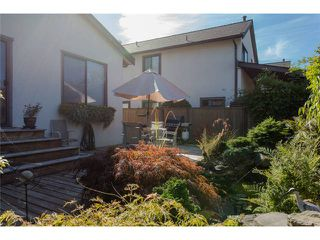 "Photo 18: 5 11291 7TH Avenue in Richmond: Steveston Villlage Townhouse for sale in ""MARINER'S VILLAGE"" : MLS®# V1084795"