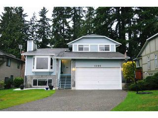 Photo 1: 1290 DURANT Drive in Coquitlam: Scott Creek House for sale : MLS®# V1090321