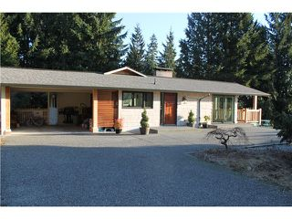 Photo 2: 4875 SKYLINE Drive in North Vancouver: Canyon Heights NV House for sale : MLS®# V1098965