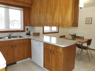 Photo 8: 16 Litz Place in WINNIPEG: East Kildonan Residential for sale (North East Winnipeg)  : MLS®# 1501673