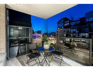 "Photo 3: 310 1450 W 6TH Avenue in Vancouver: Fairview VW Condo for sale in ""VERONA OF PORTICO"" (Vancouver West)  : MLS®# V1107418"