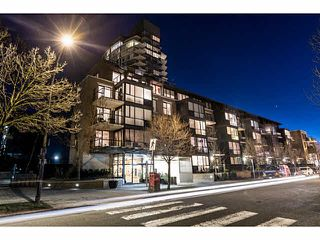 "Photo 1: 310 1450 W 6TH Avenue in Vancouver: Fairview VW Condo for sale in ""VERONA OF PORTICO"" (Vancouver West)  : MLS®# V1107418"