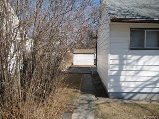 Photo 14: 693 Martin Avenue in WINNIPEG: East Kildonan Residential for sale (North East Winnipeg)  : MLS®# 1507835