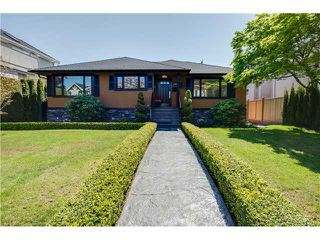 Main Photo: 2398 MCBAIN Avenue in Vancouver: Quilchena House for sale (Vancouver West)  : MLS®# V1118603