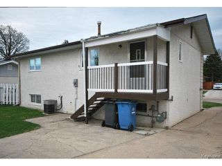 Photo 19: 27 Blue Spruce Crescent in WINNIPEG: St Vital Residential for sale (South East Winnipeg)  : MLS®# 1512368