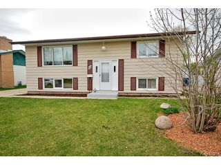 Photo 1: 27 Blue Spruce Crescent in WINNIPEG: St Vital Residential for sale (South East Winnipeg)  : MLS®# 1512368